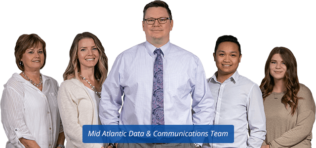 Mid Atlantic Data & Communications Team