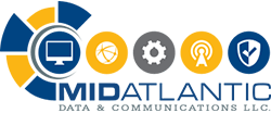 Mid Atlantic Data & Communications LLC. | IT Services & Support for Greater Roanoke Logo